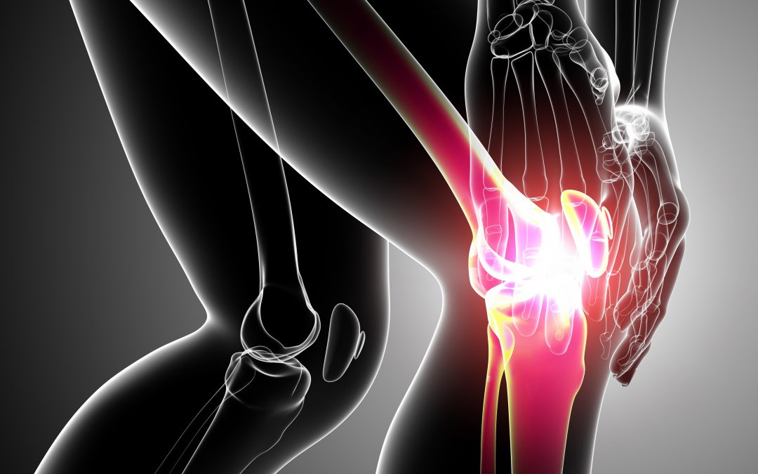 5 Reasons You May Be Experiencing Joint Pain