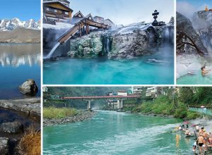 Soothing Soaks: Embracing Asia's Hot Springs