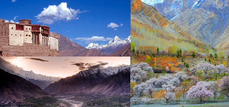 Hunza Valley, the Shangri-la of Pakistan
