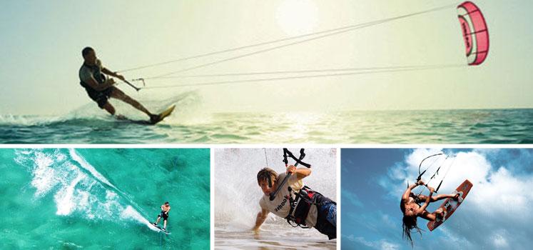 Kitesurfing: An Extreme Adrenaline Rush