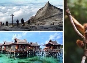 Mount Kinabalu – Rising High