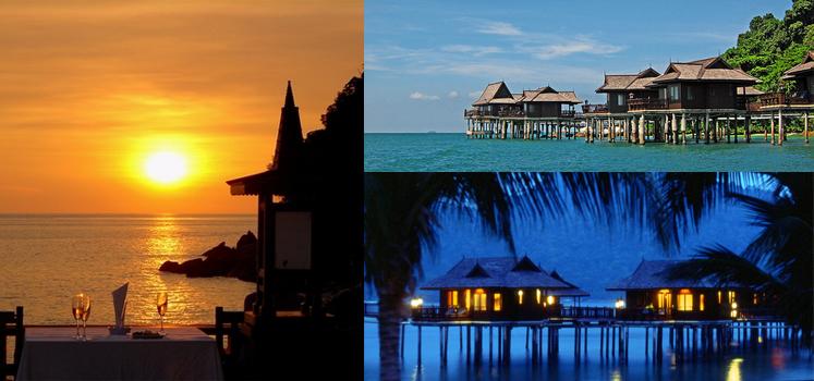 Pangkor beach Malaysia