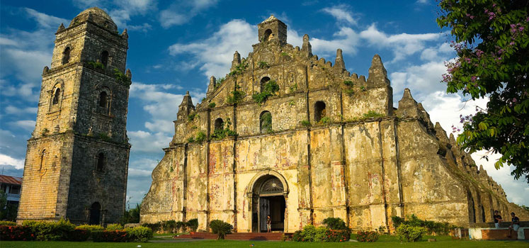 Philippines Baroque churches