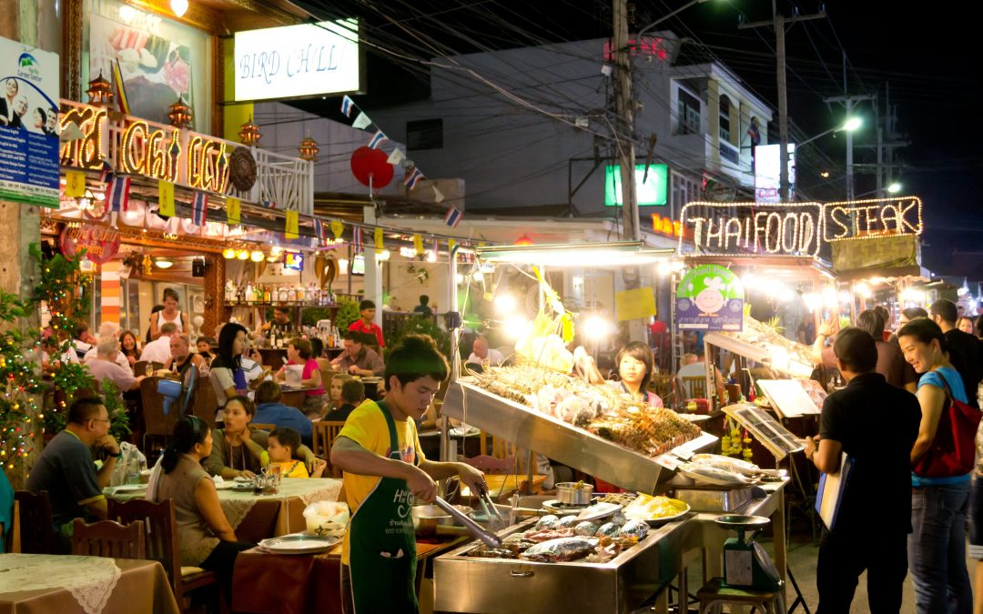 5 Delicious Street Food Across Asia